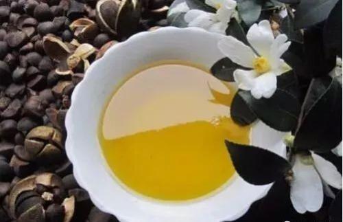 山茶油功效