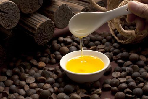 茶油预防叮咬